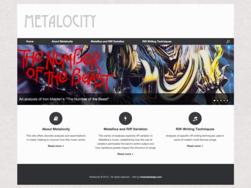 Metalocity