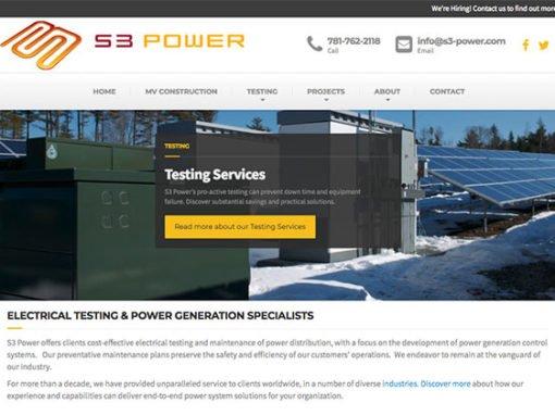 S3 Power