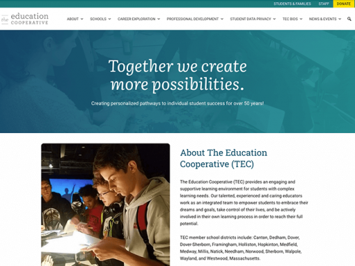 The Education Cooperative