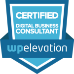 WP Elevation Business Certification